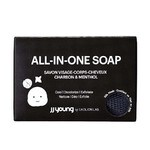JJ Young by Caolion All in One Soap Mentol