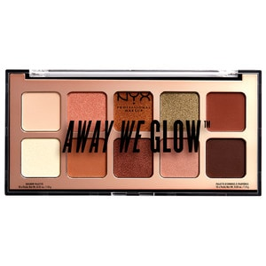 NYX Professional Makeup Eyeshadow palette