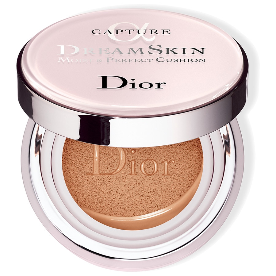 dior capture dreamskin moist perfect cushion spf 50 pa grundierung foundation online. Black Bedroom Furniture Sets. Home Design Ideas