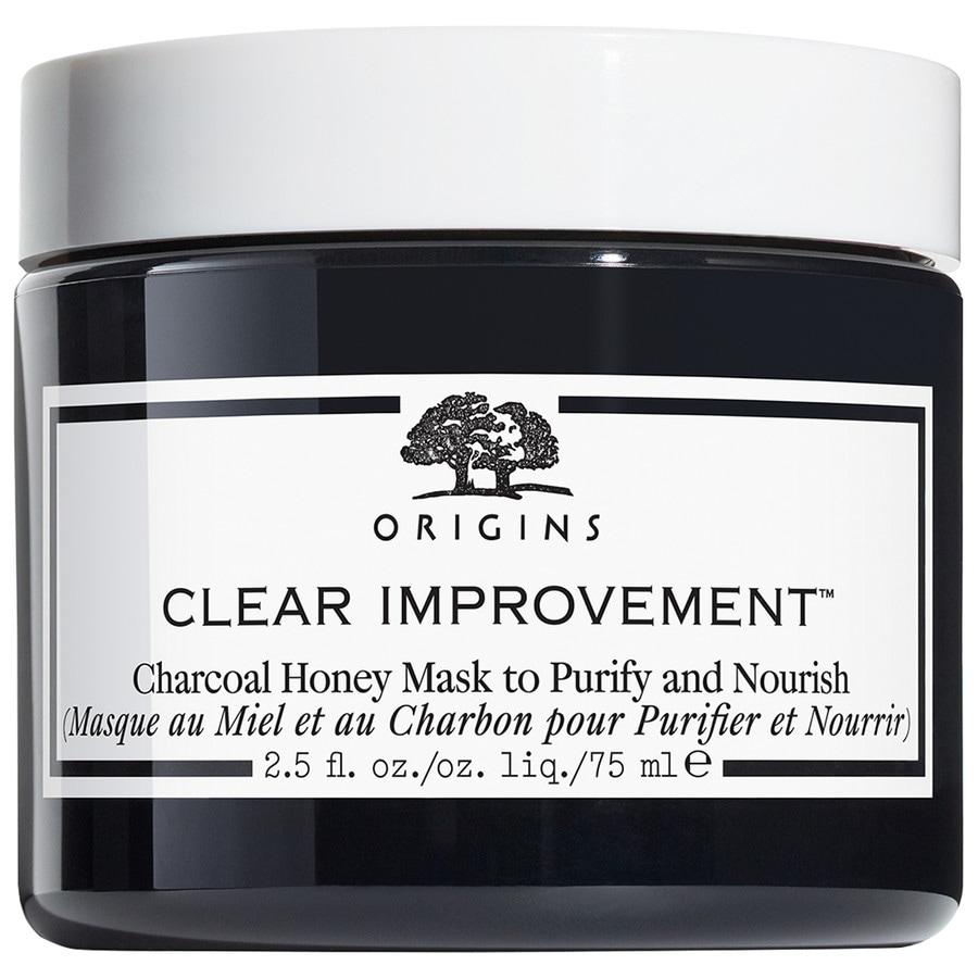 Origins masken clear improvement charcoal honey mask