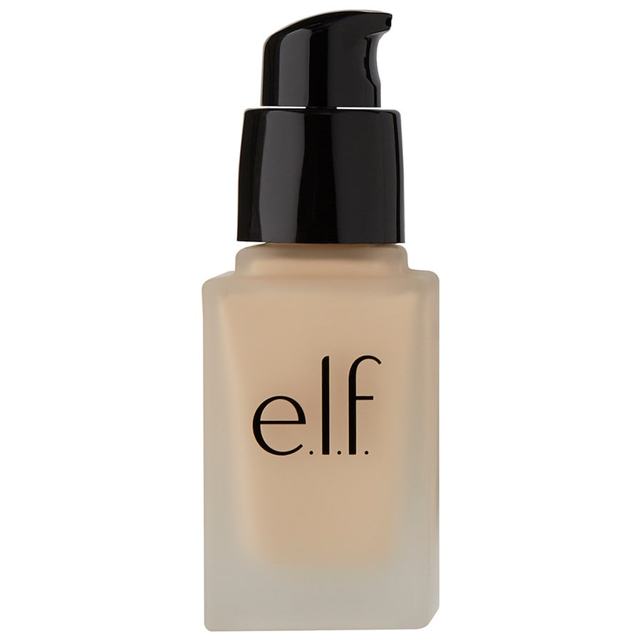 E l f cosmetics foundation flawless finish foundation