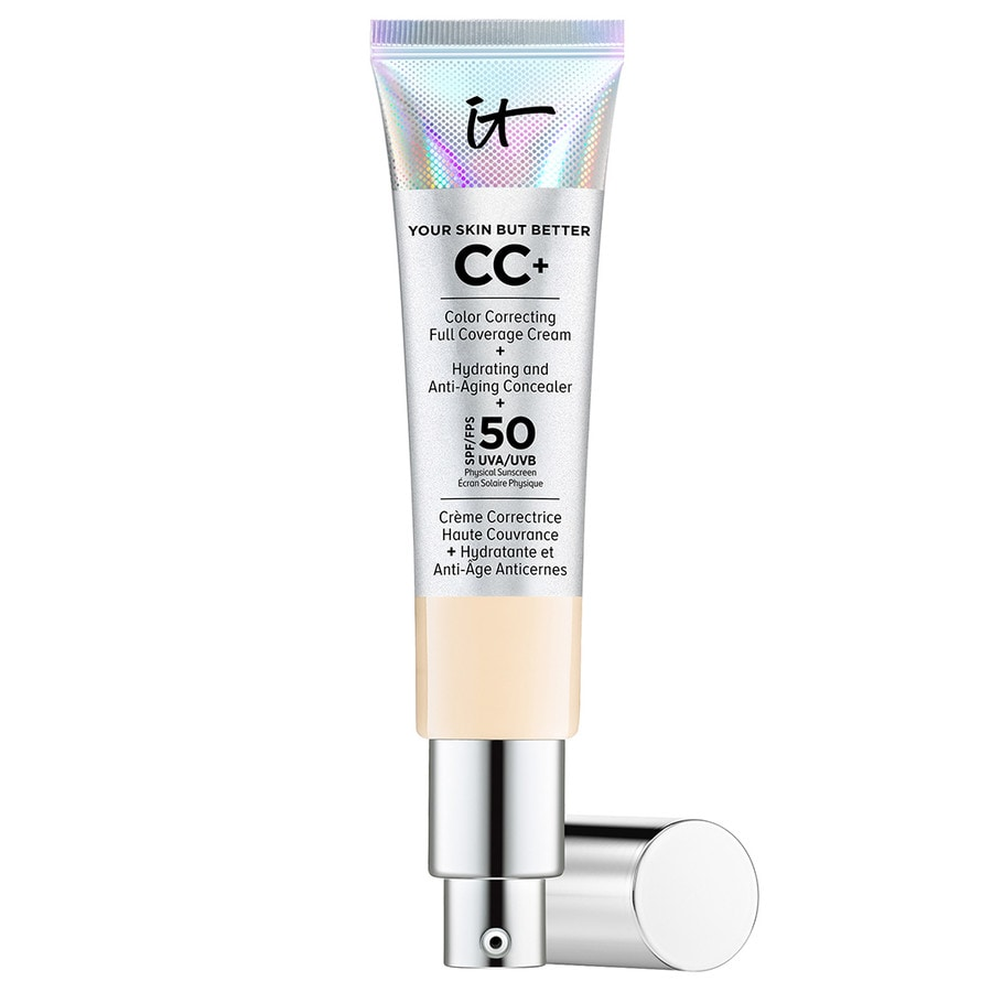 It Cosmetics Your Skin But Better Cc Cream Lsf 50 Foundation Cc
