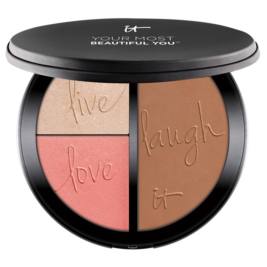 IT Cosmetics Your Most Beautiful You™ Anti-Aging Palette Bronzer ...