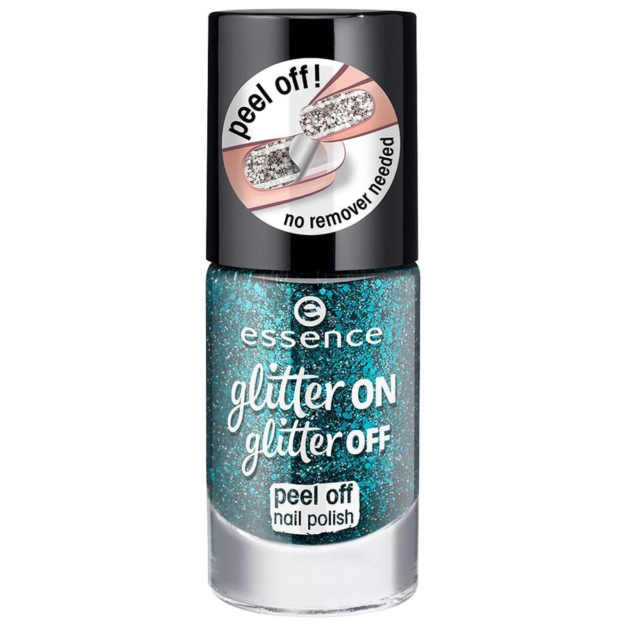 Essence Nagellack Nr. 06 - Glitter In The Air Nagellack