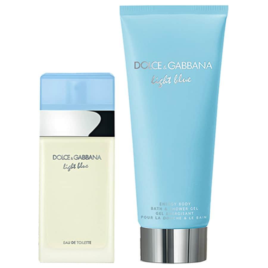 8250e599db9391 Dolce Gabbana Light Blue Coffret Duftset online kaufen bei Douglas.de