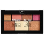 NYX Professional Makeup Strobe Of Genius Palette