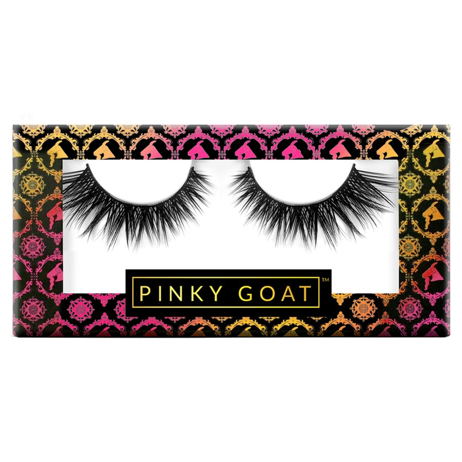 Pinky Goat Glam Collection  Wimpern 1.0 st