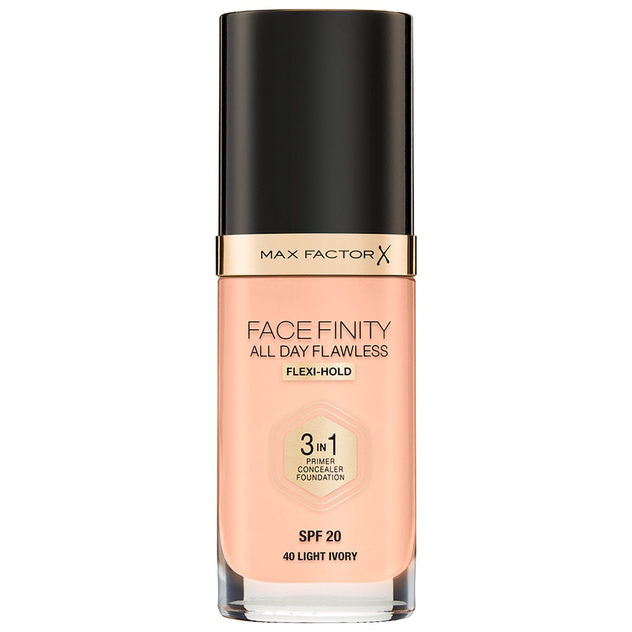 Max factor foundation facefinity all day flawless 3 in 1 foundation