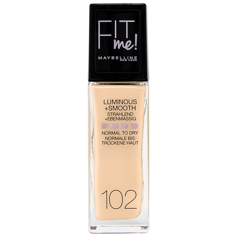 Maybelline foundation fit me liquid foundation