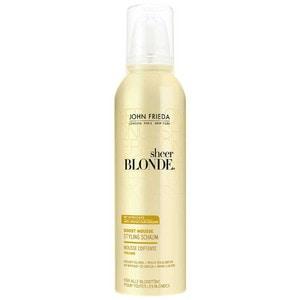 John Frieda Sheer Blonde Mousse pour les cheveux (200.0 ml) pour 11€