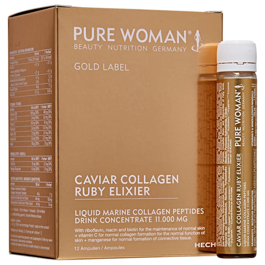 hech caviar collagen ruby elixier getr nk online kaufen bei. Black Bedroom Furniture Sets. Home Design Ideas