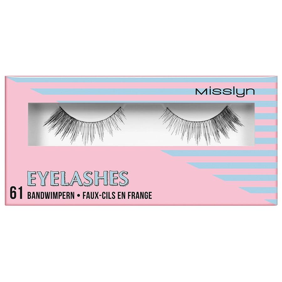 Misslyn Lash Bar Nr. 61 - Eye Am So Gorgeous Wimpern 1.0 st