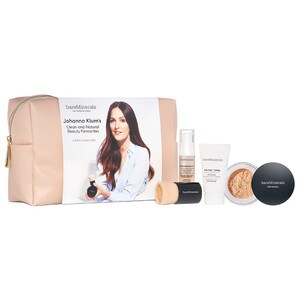 bareMinerals Johanna's Clean & Natural Beauty Favourites