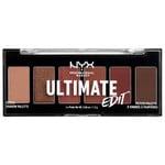 NYX Professional Makeup Ultimate Edit Warm Neutrals