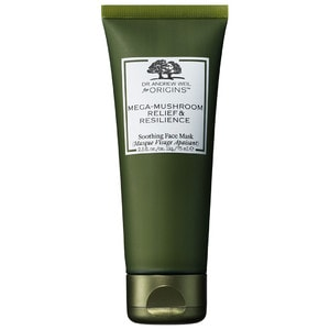 Origins Mega-Mushroom Mask Relief & Resilience Soothing Face Mask