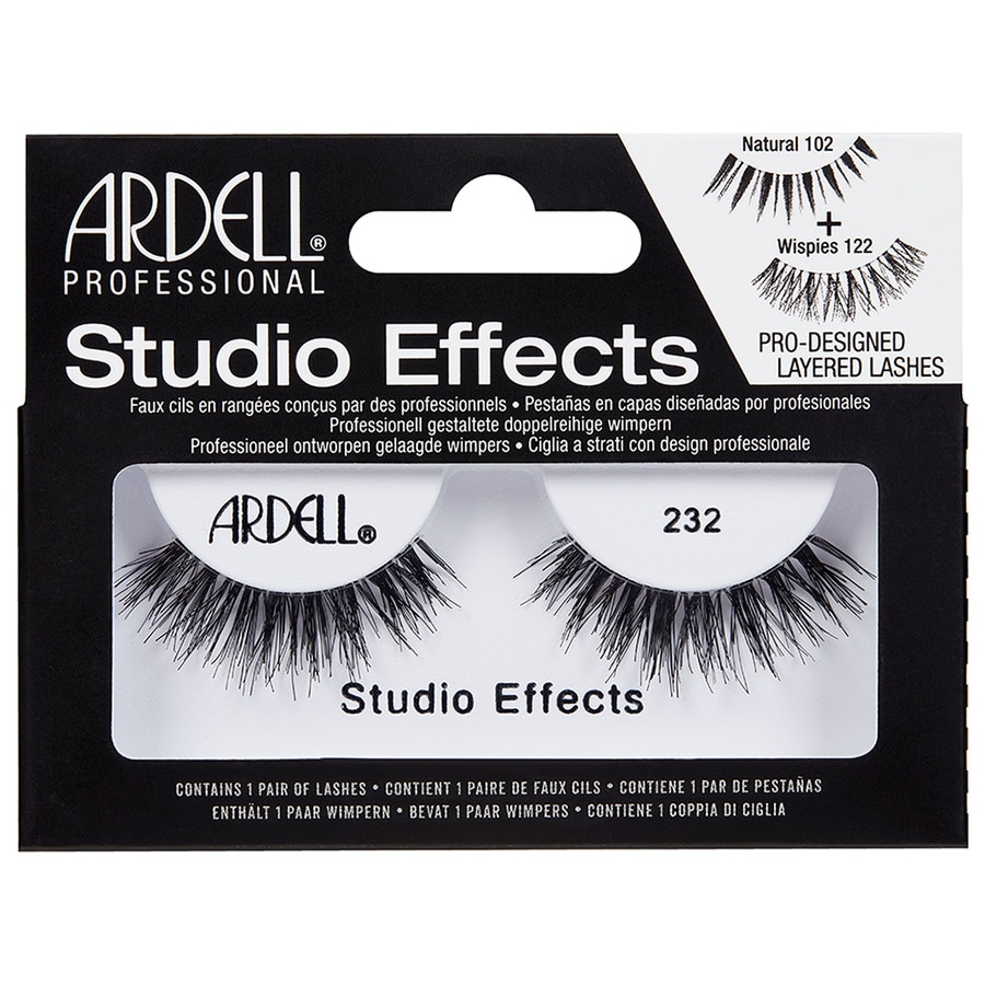 Ardell Studio Effects Black Wimpern