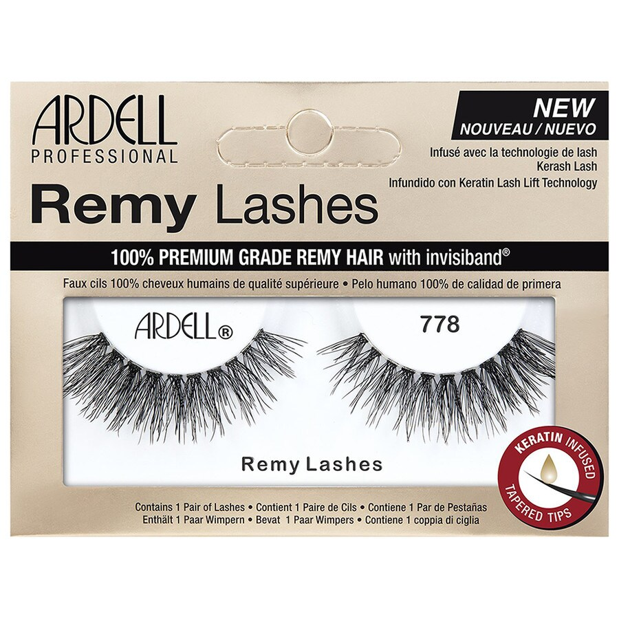Ardell Remy Black Wimpern