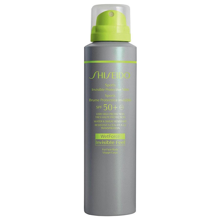 Shiseido schutz sport bb invisible protective mist