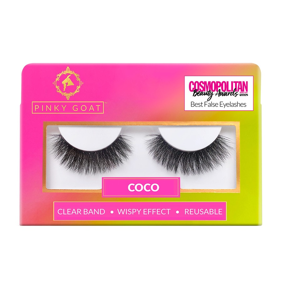 Pinky Goat Neon Collection  Wimpern 1.0 pieces