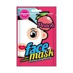 Bling Pop Peach Firming + Brightening Mask