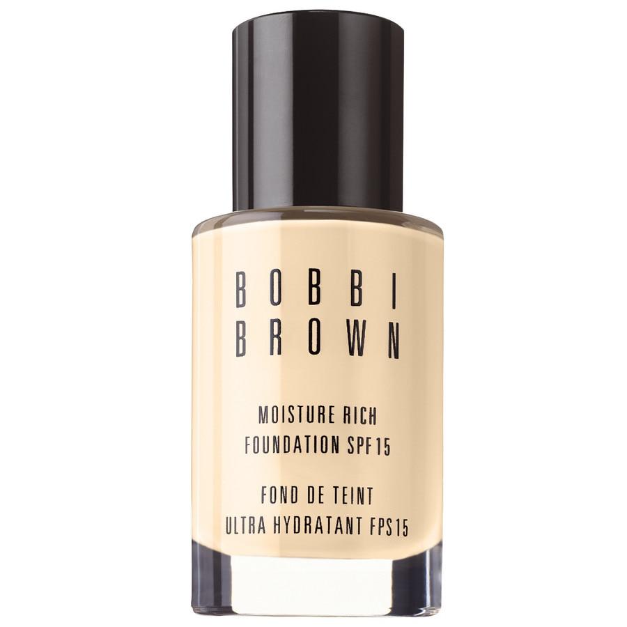 Bobbi Brown Foundation & Concealer Moisture Rich Foundation (Farbe: Warm Beige [3.5], 30 ml)