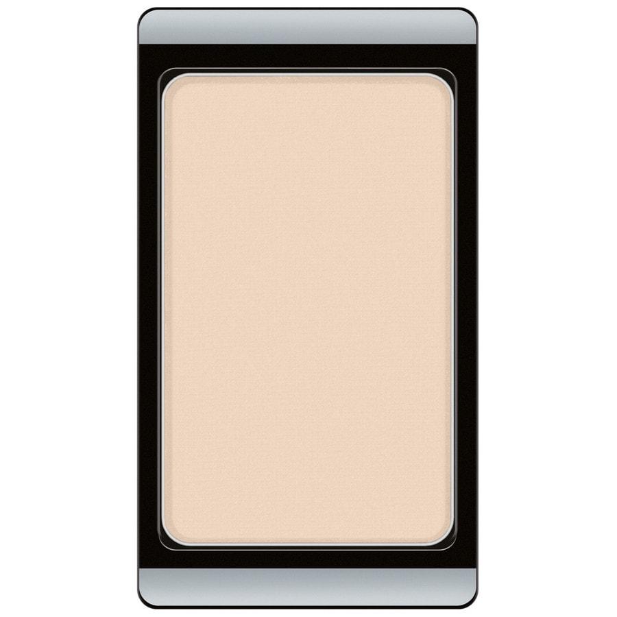 Artdeco Lidschatten Mattfarben (Farbe: Matt Natural Vanilla [554])