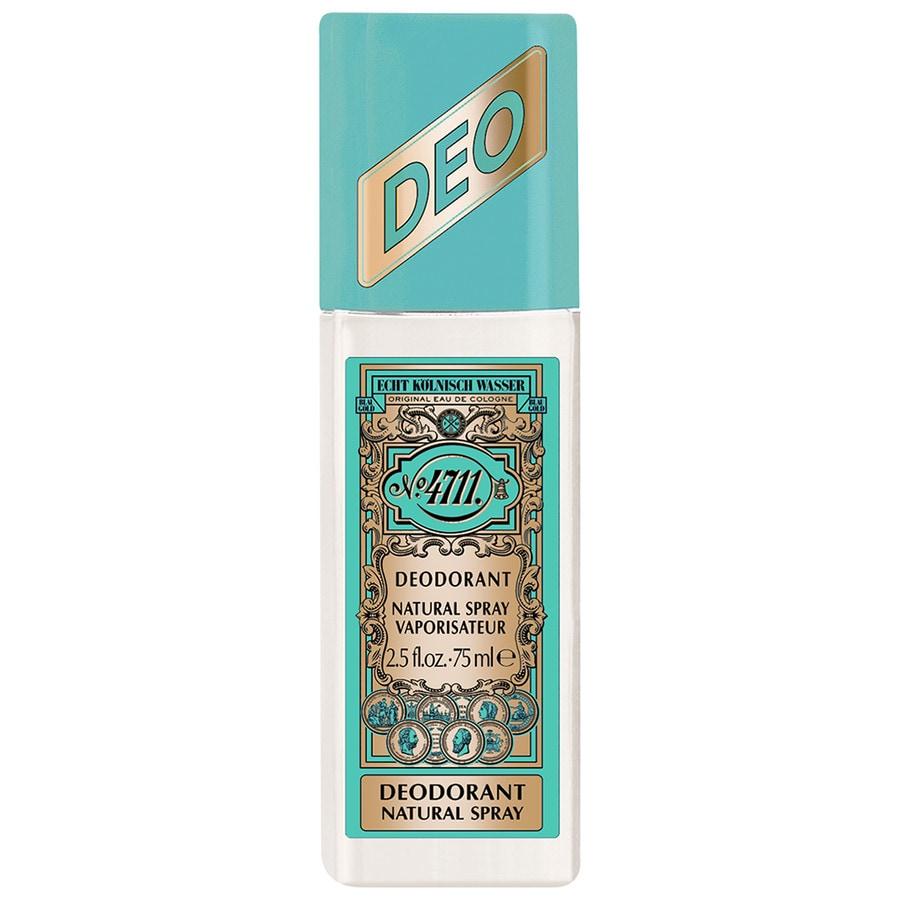 4711 Damendüfte Echt Kölnisch Wasser Deodorant Spray 75 ml