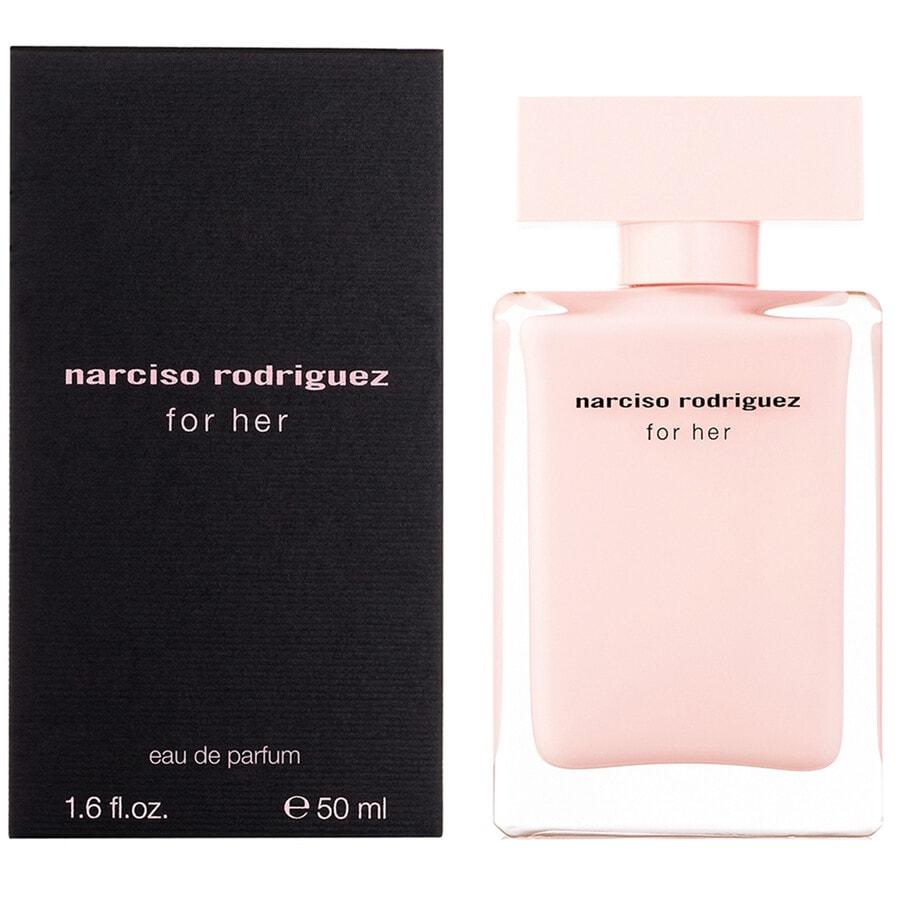 narciso rodriguez for her eau de parfum edp online kaufen bei. Black Bedroom Furniture Sets. Home Design Ideas
