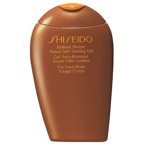 Shiseido Auto-bronzant Gel auto-bronzant (150.0 ml) pour 29€