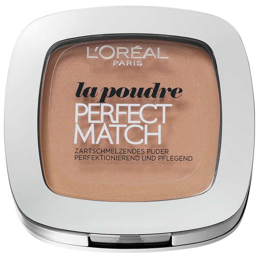 Loral Paris Perfect Match Puder Online Kaufen Bei Loreal True Perfecting Powder Product