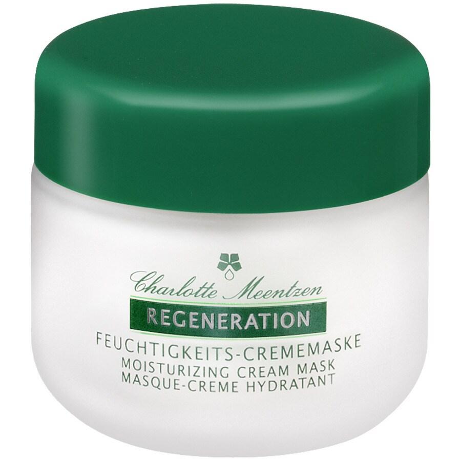 Charlotte Meentzen Pflege Regeneration Feuchtigkeitscreme Maske 50 ml