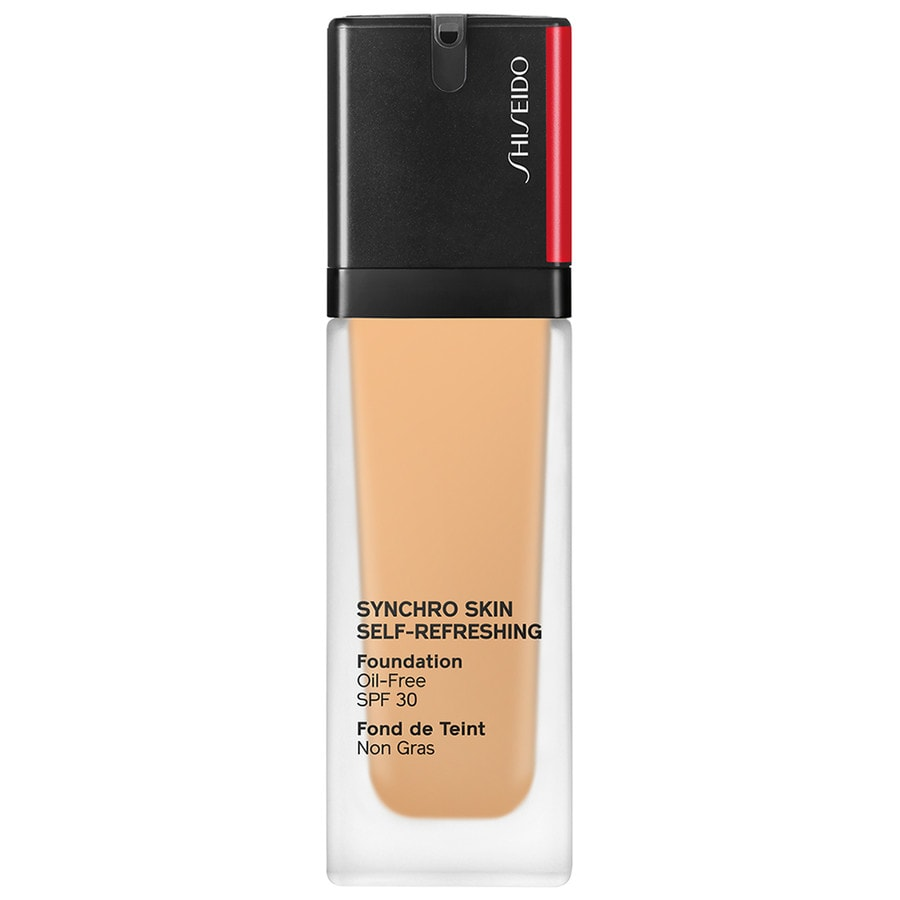 Shiseido Synchro Skin Self-Refreshing Foundation ...