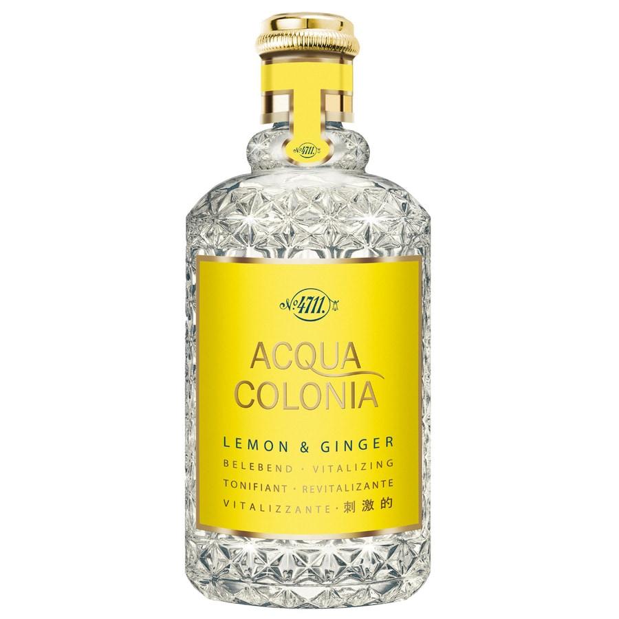 4711 Acqua Colonia Unisexdüfte Lemon & Ginger Eau de Cologne Splash & Spray 170 ml