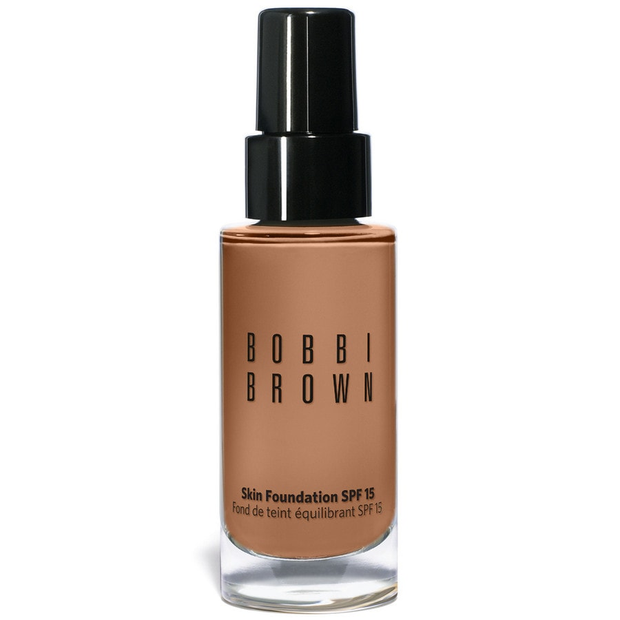 Bobbi Brown Makeup Foundation Skin Foundation SPF 15 Nr. 6.5 Warm Almond 1 Stk.