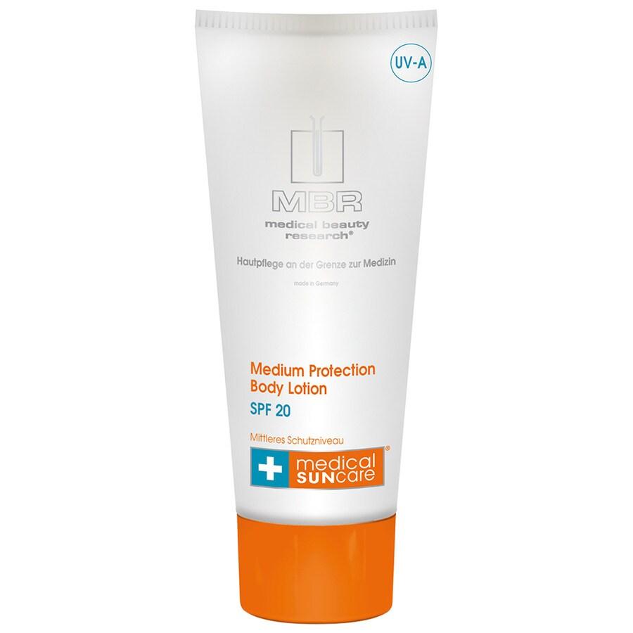Medium Protection Body Lotion - SPF 20 Sonnenlotion 200 ml