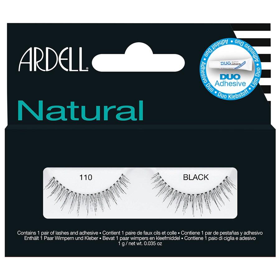 Ardell Natural Nr. 110 - Black Wimpern