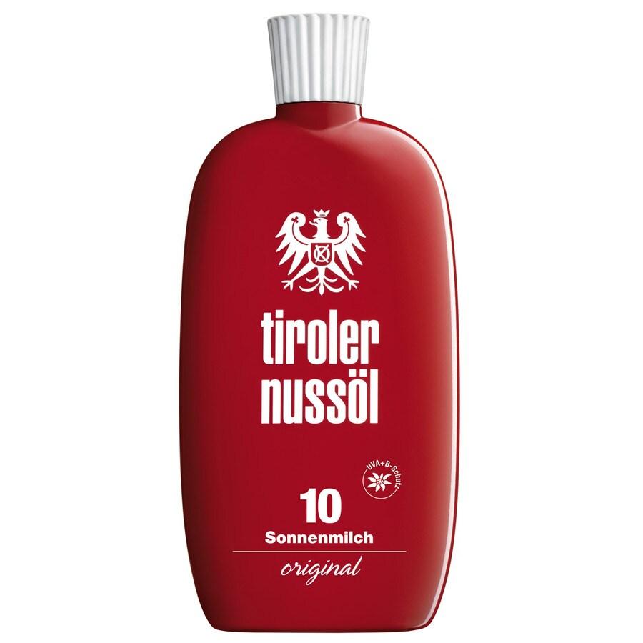 TIROLER NUSSÖL orig.Sonnenmilch wasserf.LSF 10 (150 ml Milch)