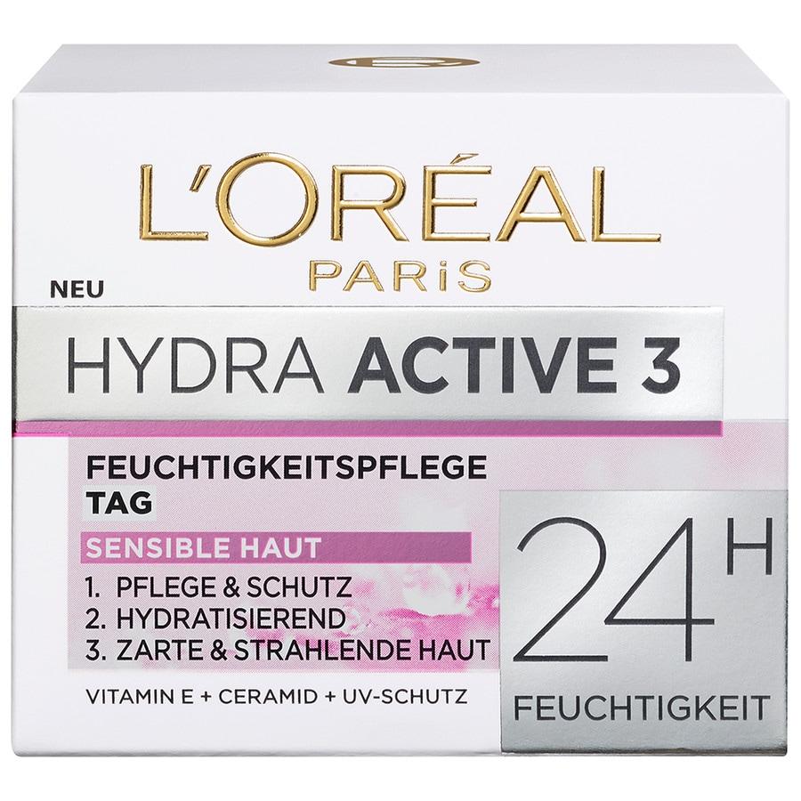 L´Oréal Paris Sehr trockene Haut & sensible Gesichtscreme 50 ml