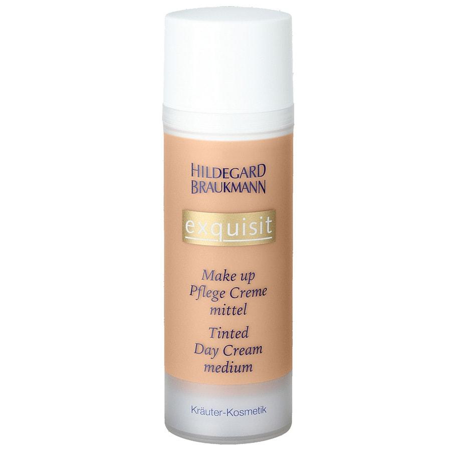 Make-Up Pflege Creme Hell Getönte Tagespflege 50 ml für Frauen