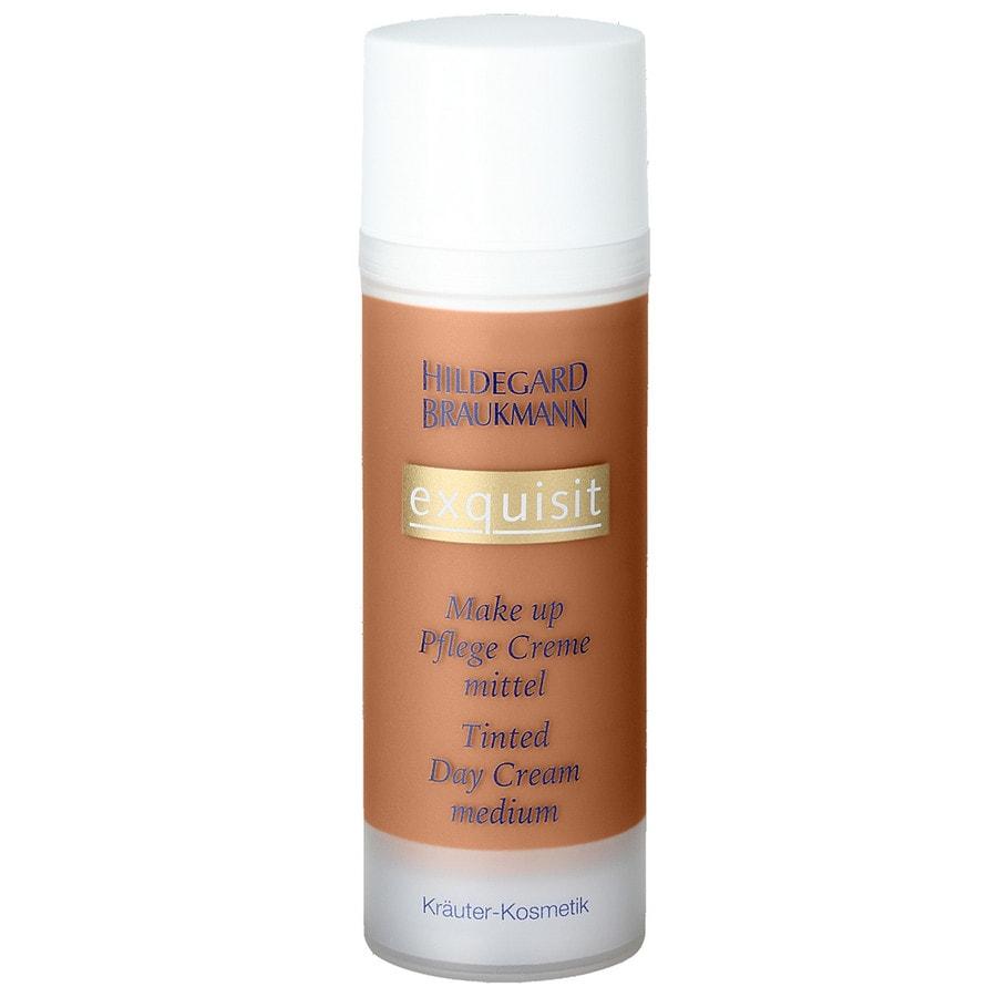 Make-Up Pflege Creme Dunkel Getönte Tagespflege 50 ml für Frauen
