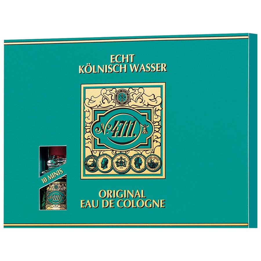 4711 Damendüfte Echt Kölnisch Wasser Eau de Cologne Spray Party Packung 3 ml