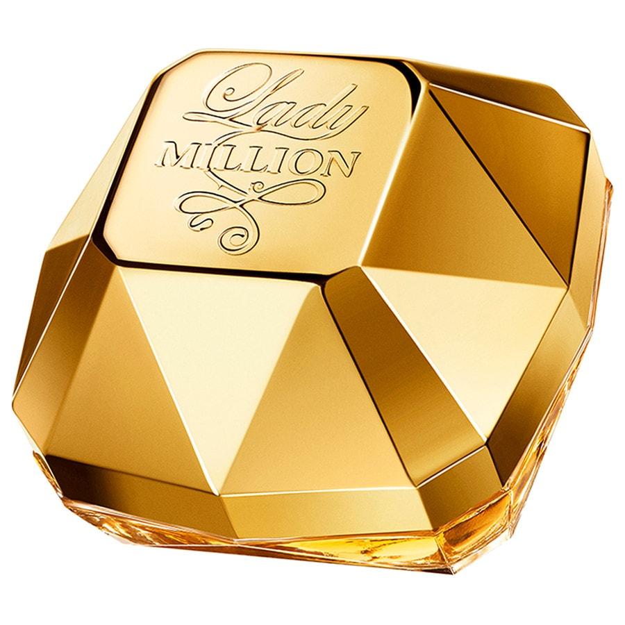 Paco Rabanne Damendüfte Lady Million Eau de Parfum Spray 30 ml