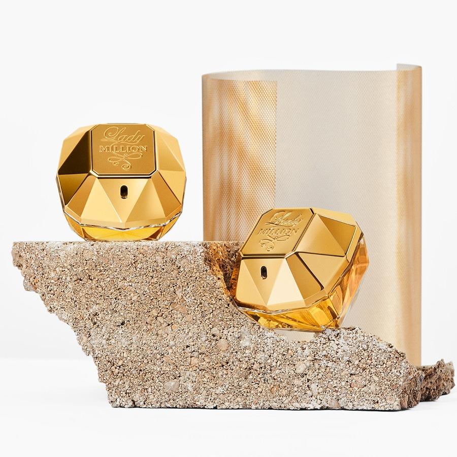 paco rabanne lady million 30ml 50ml 80ml eau de parfum edp online kaufen bei. Black Bedroom Furniture Sets. Home Design Ideas