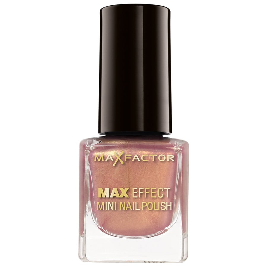 Max Factor Make-Up Nägel Max Effect Mini Nail Polish Nr. 05 Sunny Pink 4,50 ml