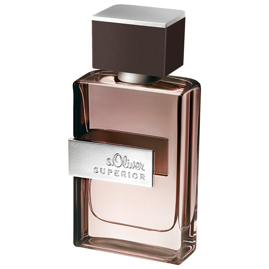 s.Oliver Herrendüfte Superior Men Eau de Toilette Spray 50 ml
