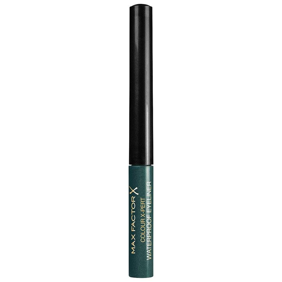 Max Factor Make-Up Augen Colour X-Pert Eyeliner Waterproof Nr. 04 Matellic Turquoise 1 Stk.