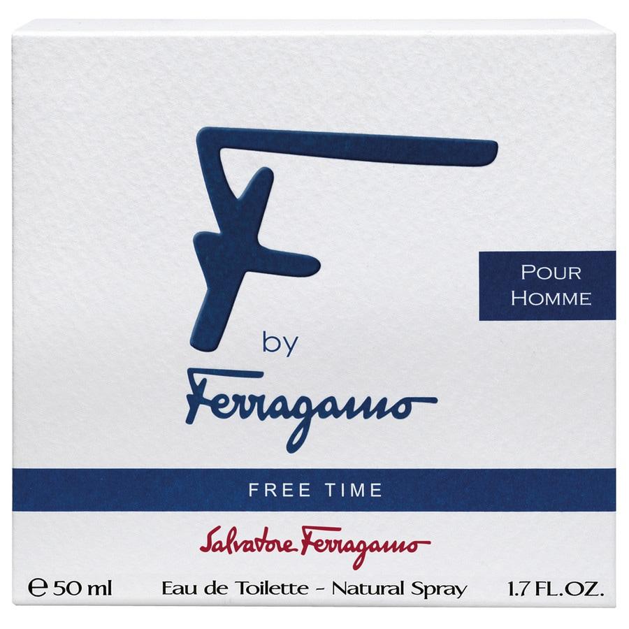 Salvatore Ferragamo F by Ferragamo Pour Homme Free Time Eau de Toilette (EdT) p