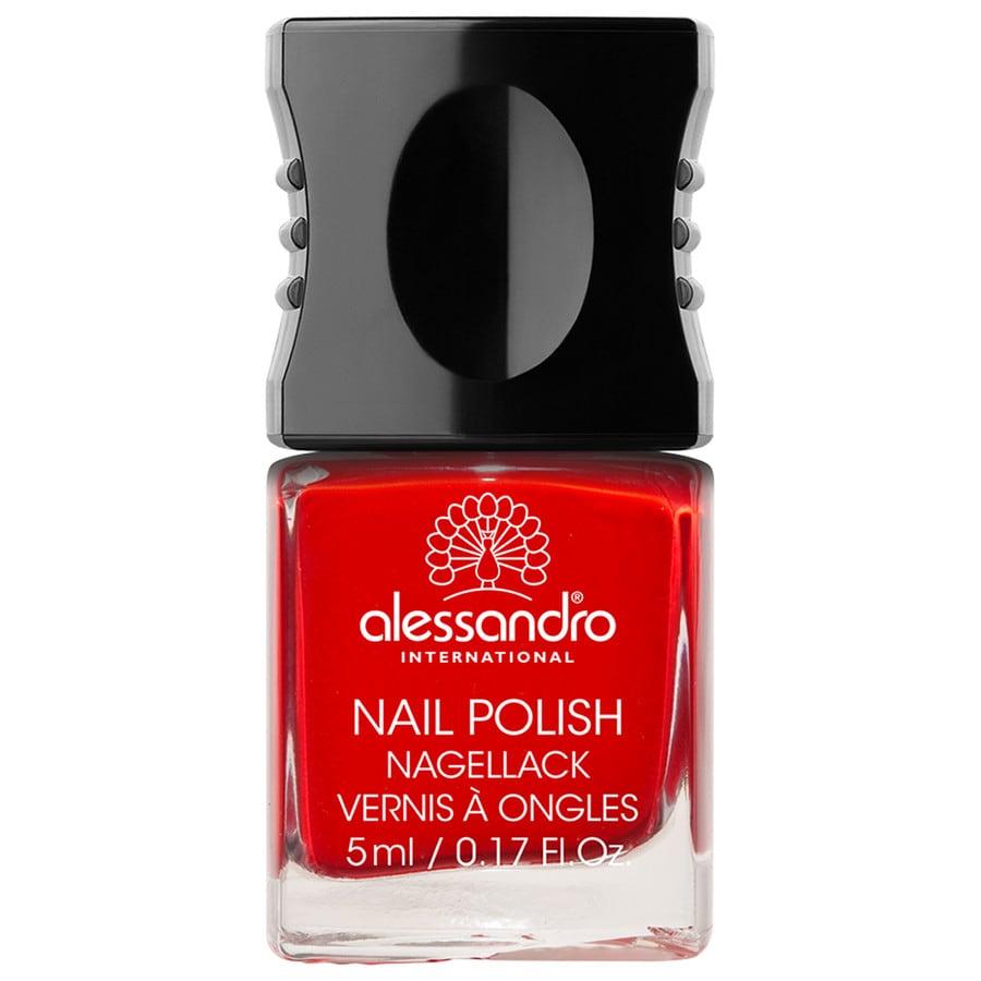 Alessandro Neglelakk 28 – Red Carpet Neglelakk 10.0 ml
