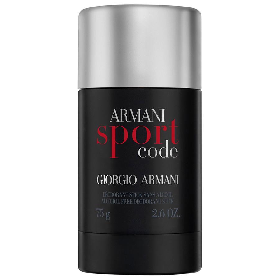 giorgio armani code homme deodorant stick deodorant stick. Black Bedroom Furniture Sets. Home Design Ideas