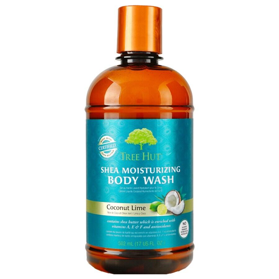 Tree Hut Sheabodywash Coco+lime0576, 502 ML